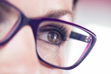 Make-up met bril
