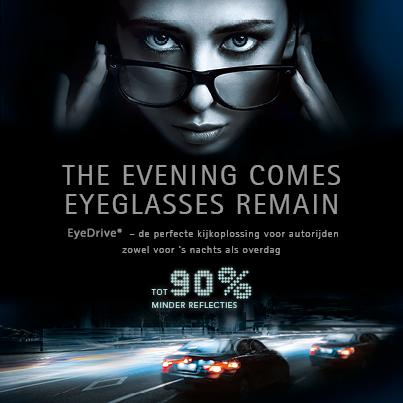 Heeft u al perfect zicht tijdens het autorijden?